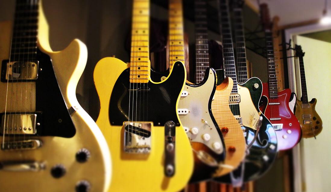 E-Gitarren