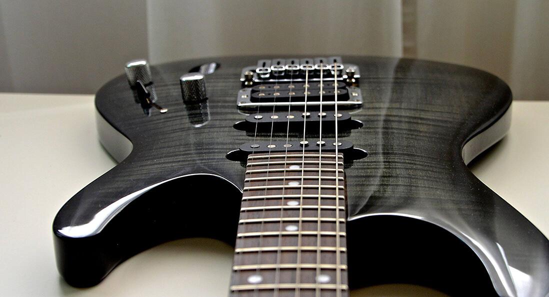 Ibanez Gitarre