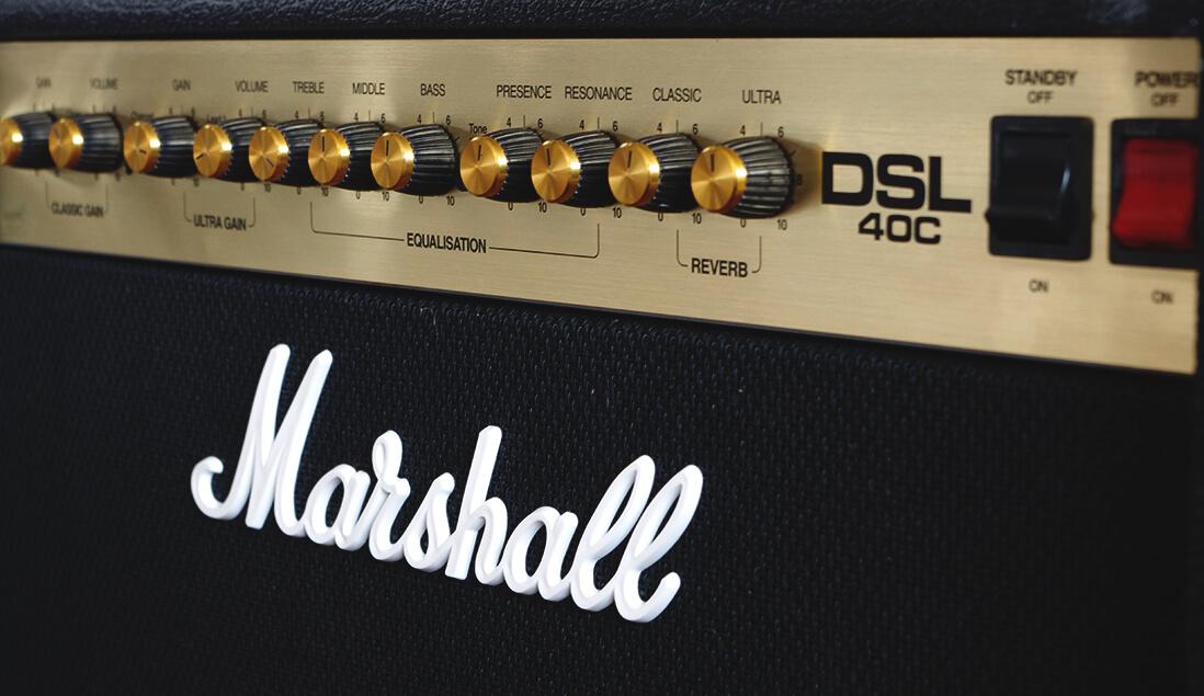 Marshall DSL 40C Gitarrenamp